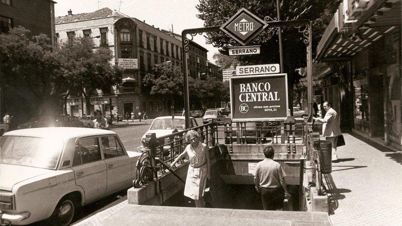 La Estación de Serrano
